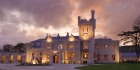A romantic castle facade gives way to a magical stay