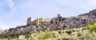Spain's fortress-like Parador de Jaén offers dramatic views