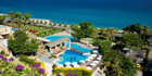 The Amathus Beach Hotel on the coast of Rhodes has much to offer