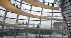 Berlin's Reichstag dome