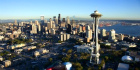 Seattle's Space Needle provides stunning views