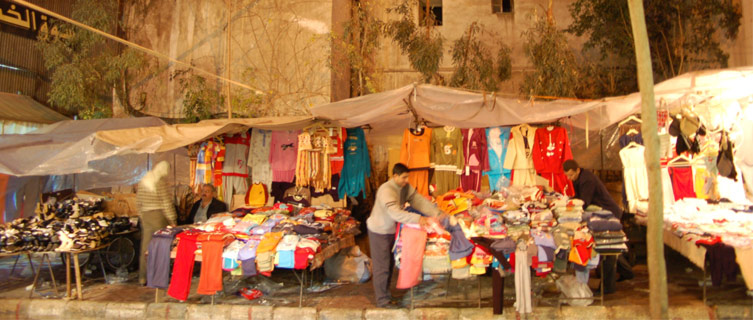 Old souks, Damascus
