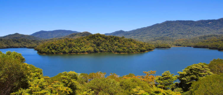 Copperlode Dam, Lake Morris, Cairns