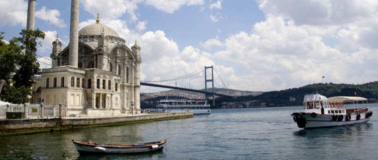 Ortakoy and the Bosphorus, Istanbul