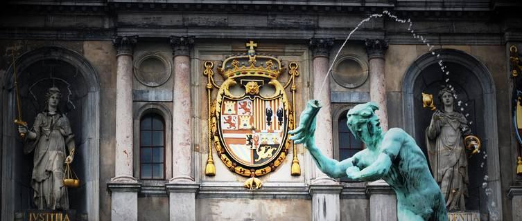 Brabo Fountain, Antwerp