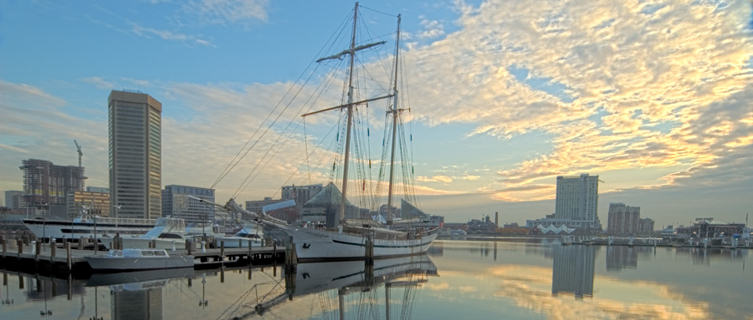 Inner Harbour, Baltimore