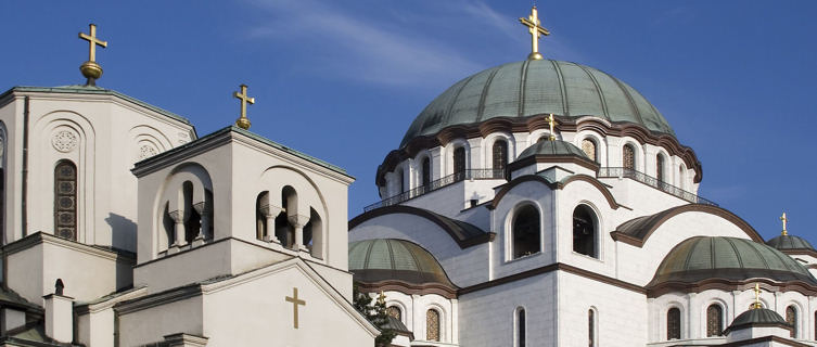 St Savas Temple, Belgrade