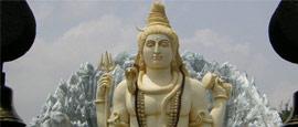 Statue of Lord Shiva, Bengaluru