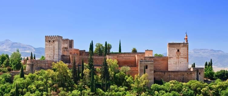 Alhambra and Generalife, Granada