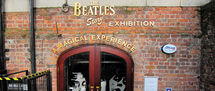The Beatles Story Museum, Liverpool