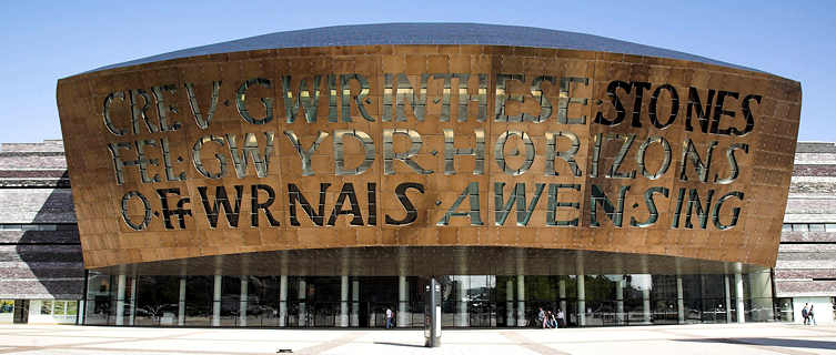 Wales Millennium Centre (Canolfan Mileniwm Cymru)