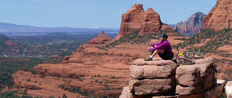 Take a trip to the red rocks of Sedona