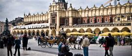 Rynek Glowny (Main Market Square), Cracow