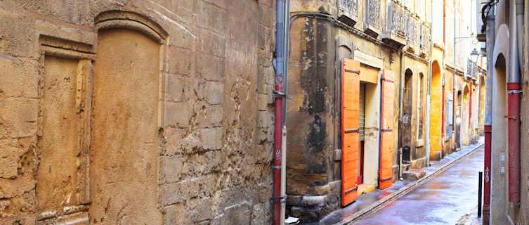 Explore the Backstreets of Aix-en-Provence