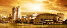 Adelaide at Dusk