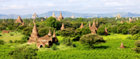 Bagan's beguiling temples are one of Burma's many highlights