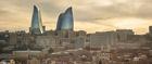 Oil-rich Baku divides opinion amongst visitors
