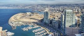 Beirut's skyline