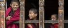 Boys in Bhutan