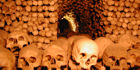 Over 40,000 people are buried at the Sedlec Ossuary