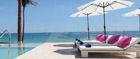 Cancun Yucatan resort in Mexico.