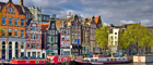 Stroll down Amsterdam's picturesque canals