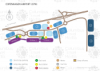 Kopenhagen Flughafen map