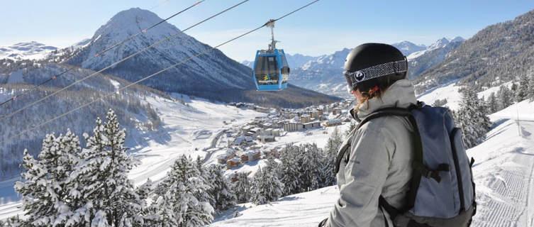 Ski resort guides features - Montgenevre office de tourisme ...