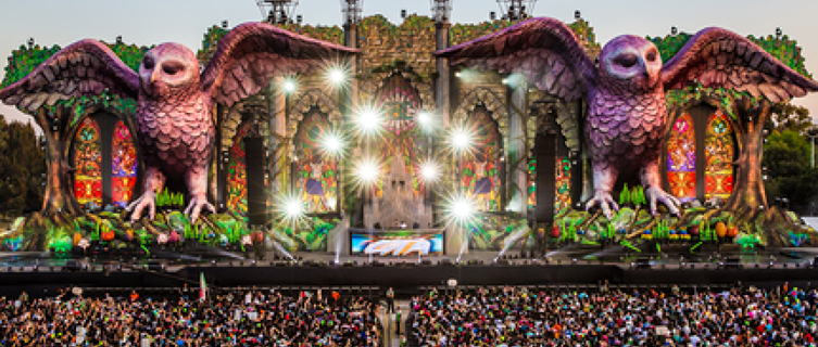 Electric Daisy Carnival will debut in India this November.