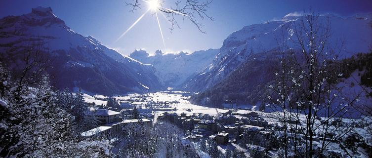 Engelberg is a secret Swiss ski haven
