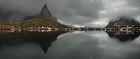Epic visas abound on the Lofoten Islands in Norway