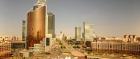 Kazakhstan's glittering capital, Astana