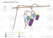 Lanzarote Airport map