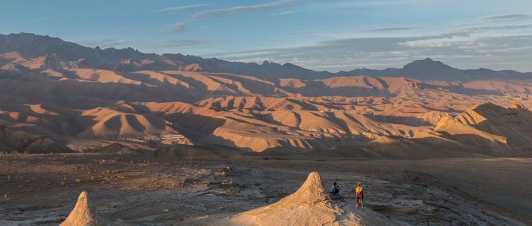 Lunar like landscapes, Afghanistan