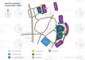 Madrid Barajas Adolfo Suárez Flughafen map