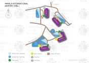Manila Ninoy Aquino International Airport map