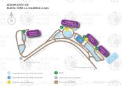 Aeropuerto de Nueva York-La Guardia map