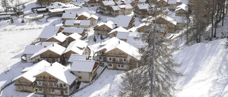 Pragelato village
