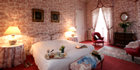 Stay in one of Chateau de Malleret's gorgeous rooms