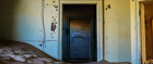 The sands of time are swallowing up Lüderitz and Kolmanskop