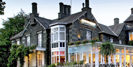 Waterhead Hotel is a gorgeous townhouse hotel overlooking Lake Windermere