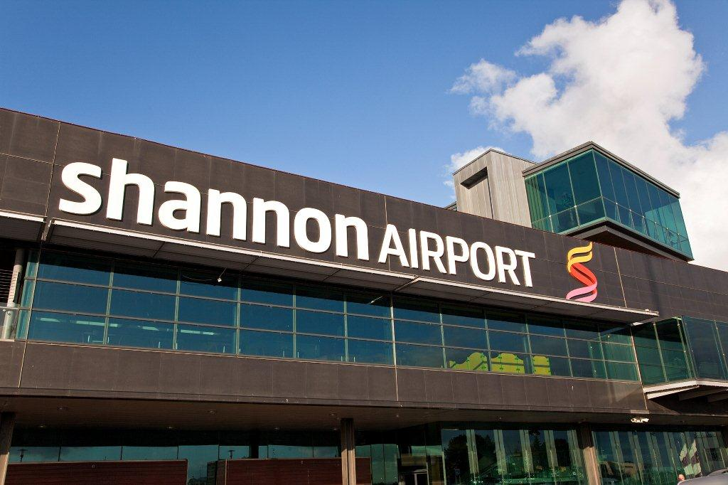 Shannon Airport's terminal