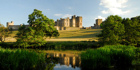 Visit the magical Alnwick Castle