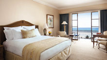 Enjoy a guest room with beautiful views