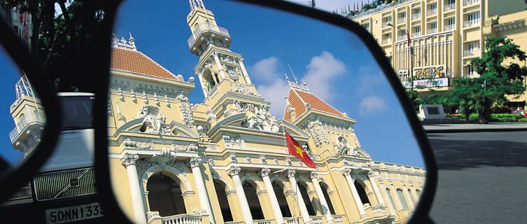 Town Hall, Ho Chin Minh City