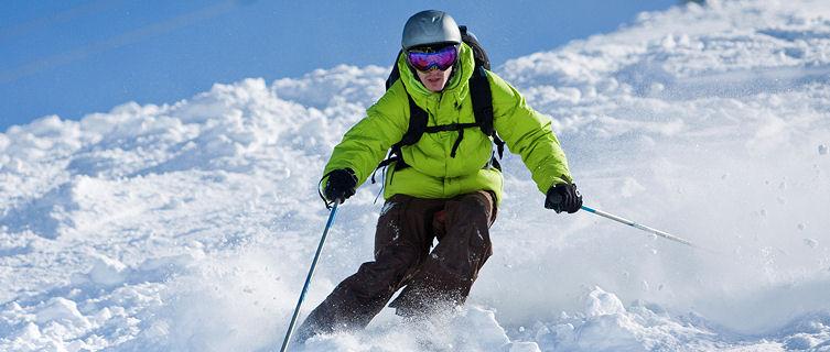 Kicking Horse ski resort, Canada