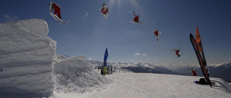Apocalypse snow park, Les Arcs