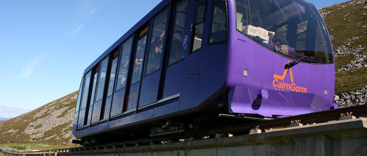 Aviemore funicular railway