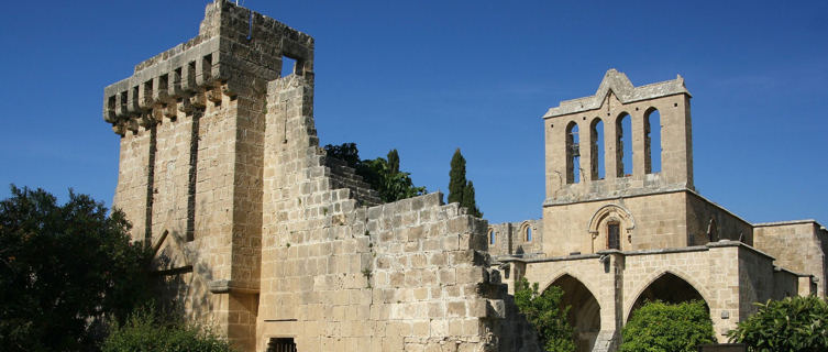 Bellapais Abbey, Cyprus