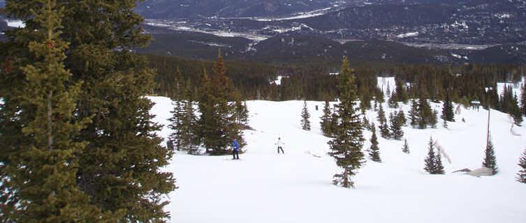 Breckenridge slope